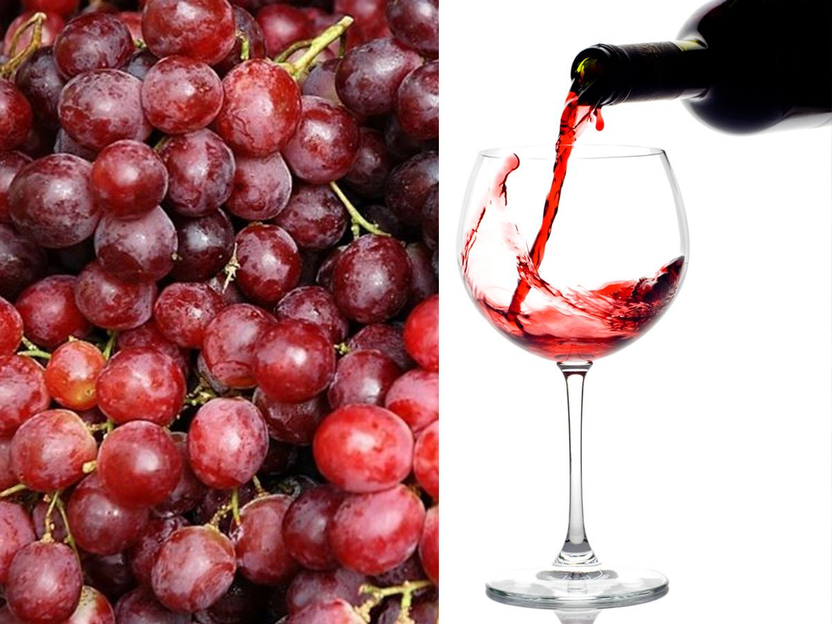 Come togliere le macchie di vino rosso dai tessuti   Tutto ...