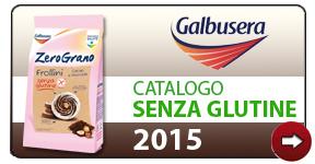 Catalogo senza glutine 2015