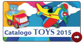 Catalogo Toys 2015