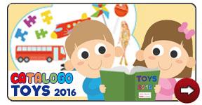 Catalogo Toys 2016