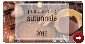 Prenotazione Cioccolato 2016