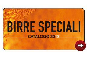 Catalogo Birre Speciali 2018